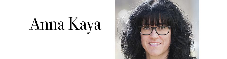 Anna Kaya